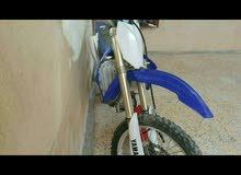 Used Yamaha motorbike in Rustaq