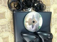 Xbox 360 للبيع او للمراوس مع ps4 وانطي فرق