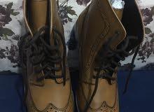 حذاء رجالي جلد طبيعي