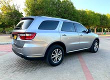 Silver Dodge Durango 2014 for sale