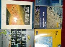 كتب جامعية ( تخصص IT )