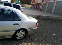 Available for sale! 120,000 - 129,999 km mileage Mercedes Benz C 180 2000