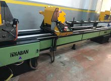 مكاين المنيوم و يو بي في سي aluminum and upvc machines