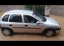 Manual Used Opel Corsa