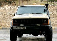 Manual Jeep 1993 for sale - Used - Amman city