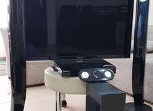 Samsung Tv + DvD player + Speakers