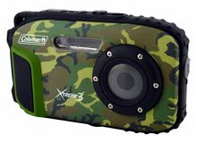 "Coleman ""Xtreme 3"" 20 MP Waterproof Digital Camera"