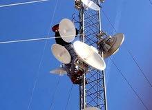 برج انترنت شغال بي 100 يوزر للبيع لعدم التفرغ