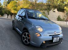 Used Fiat 500e for sale in Amman