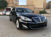 Automatic Black Hyundai 2013 for sale