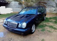 Available for sale! +200,000 km mileage Mercedes Benz E 320 2000