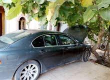 +200,000 km mileage BMW 745 for sale