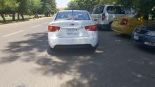 White Kia Cerato 2012 for sale