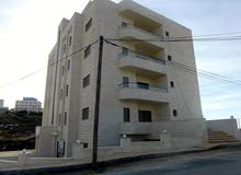 Second Floor  apartment for sale with 3 rooms - Amman city Naour