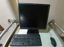 كمبيوتر اتش بي بحاله جيده لا يوجد فيه مشاكل ابدا