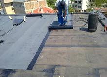 عزل اسطح ومعالجة الرطوبة