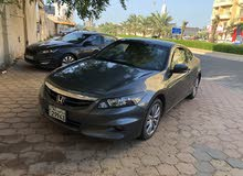 Grey Honda Accord 2012 for sale