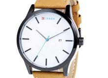 ساعة من شركة curren >> جميله *