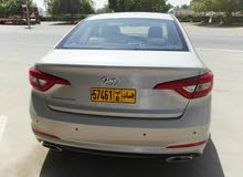 Hyundai Sonata car for sale 2016 in Muscat city