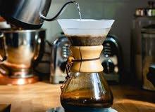 مدرب قهوة مختصة - تجهيز مقاهي