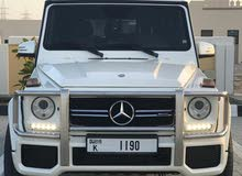 Mercedes Benz G 63 AMG 2013 - Automatic