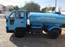 للبيع تنكر مياه صالحه للشرب650جالون
