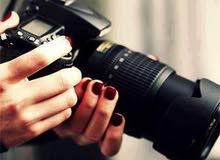 تصوير فوتوغرافي مع وسام السورية بعدد غير محدود من الصور 80 ريال فقط