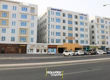 2 bhk for rent in Qurum Towers غرفتان و صالة للايجار في ابراج القرم