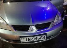 Silver Mitsubishi Lancer 2010 for sale