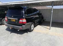 Used condition Toyota Land Cruiser 1999 with 10,000 - 19,999 km mileage