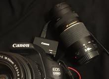 كاميرا كانون ،للبيع (مستعمل).