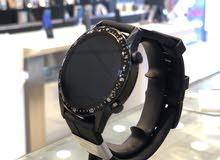 ساعة هواوي GT2 متوفر اللون الأسود