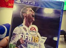 اسطوانة PS4 فيفا 18