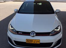 For sale 2015 White GTI
