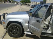 Jeep Liberty 2003 - Benghazi