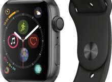 ساعه ابل 4 حجم 44 جديد apple watch series 4