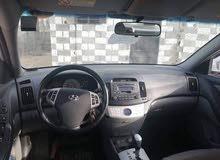 Grey Hyundai Avante 2008 for sale