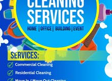 CLEANING SERVICES  8HRS FOR 150QR ONLY!!