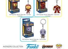 Original Funko Avengers Characters