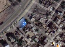 قطعة أرض 100 متر مبانى خالصه تمليك على ناصية شارعين بالاسماعيلية المنايف