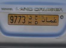 للبيع رقم سياره 9773 د ح