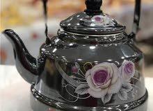 اباريق شاي مدهون ثقيل / بأقل الاسعر في المملكة