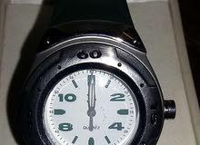 ساعة جديدة كوارتز للبيع(بسعر مغري جدا )لحق حالك