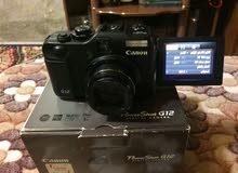 Camera Canon G12