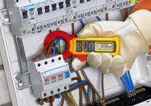 كهربجي كهربائي تمديدات صيانة عامه وصيانة الأجهزة الكهربائية