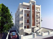 First Floor  apartment for sale with 3 rooms - Irbid city Al Madrase Al Shamela