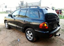 Hyundai Santa Fe 2004 For sale - Black color