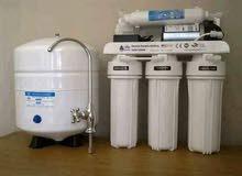 فلاتر مياه قطع أمريكي تجميع تايوان  كفاله 7سنوات     8مراحل أفضل جهاز
