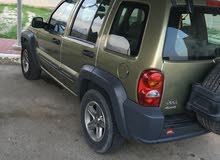 Available for sale!  km mileage Jeep Liberty 2003