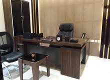 مكاتب مجهزة بخدمات مجانيه مميزه وقاعة اجتماعات بالعليا